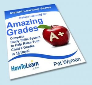 amazing grades how to learn