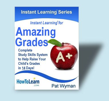 Study skills system uses learning styles to improve grades how to 210 page ebook fandeluxe Choice Image