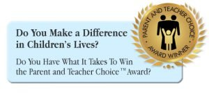 parent and teacher choice awards