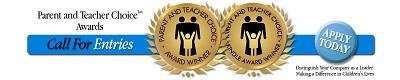 Parent and Teacher Choice Award Winners July 2019