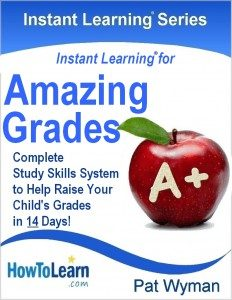 Learning styles instant learning for amazing grades