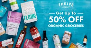 Organic Food for up to 50% off
