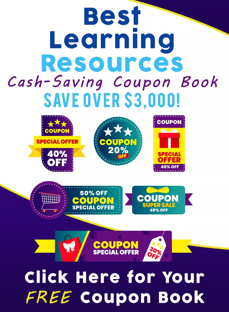 best coupons for learning resources
