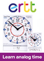easyread time teacher 24 hour clock
