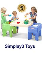 Simplay3 Toys