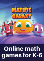 Math Games for Kids k-6