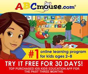 abcmouse wins parent and teacher choice award