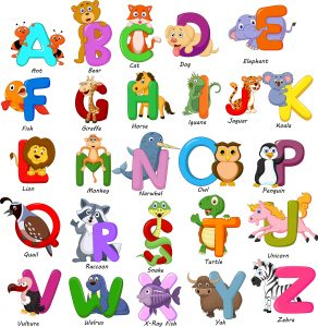 Help kids learn phonics by learning the sounds of the alphabet