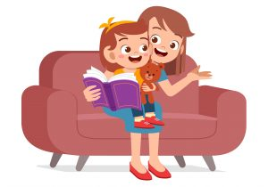 Travel back in time with your kids through books