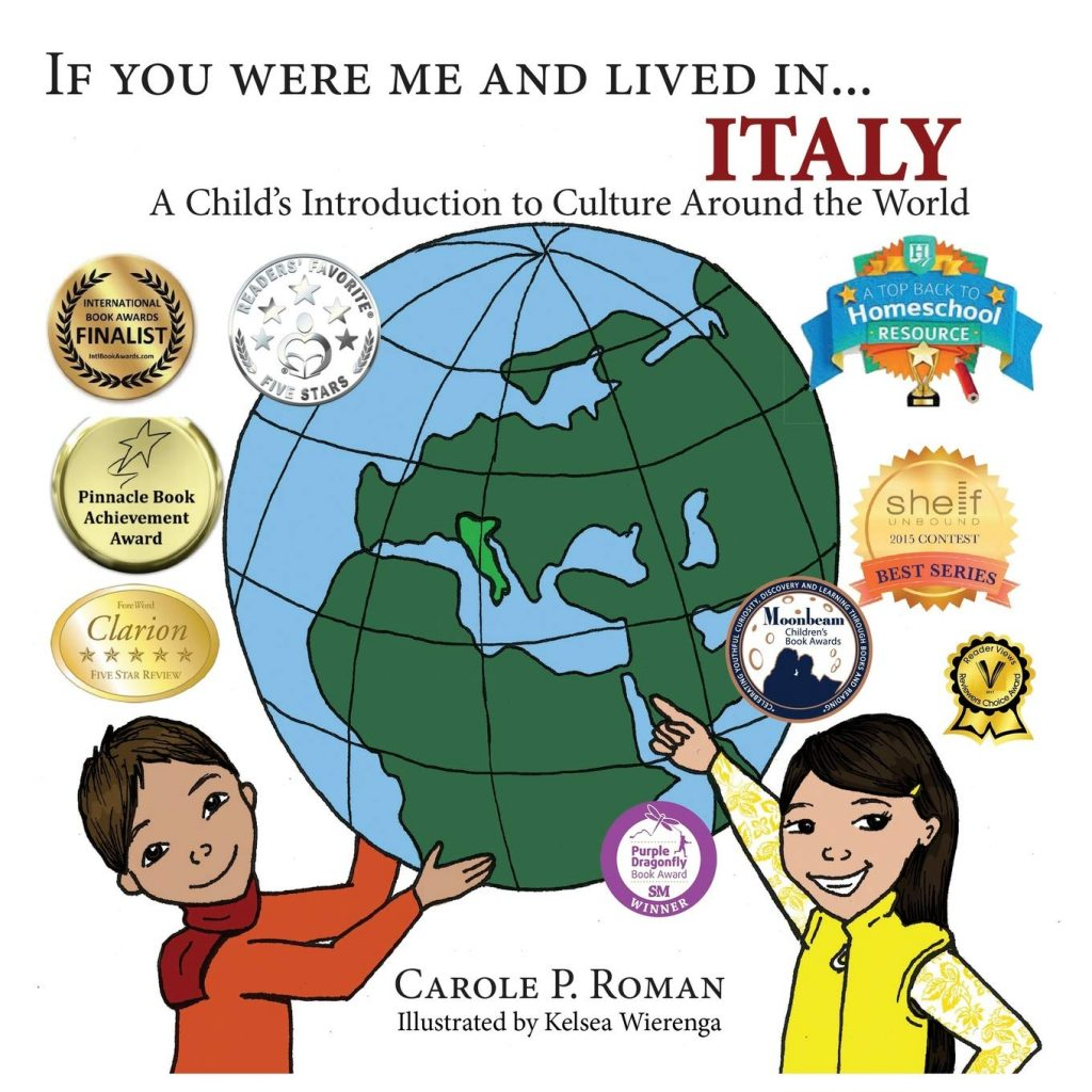 If You Were Me and Lived in Italy, by Carole P. Roman