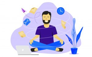 Mindful Breathing to Relieve Stress