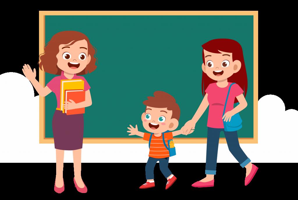 Are parent teacher conferences a place for stepparents
