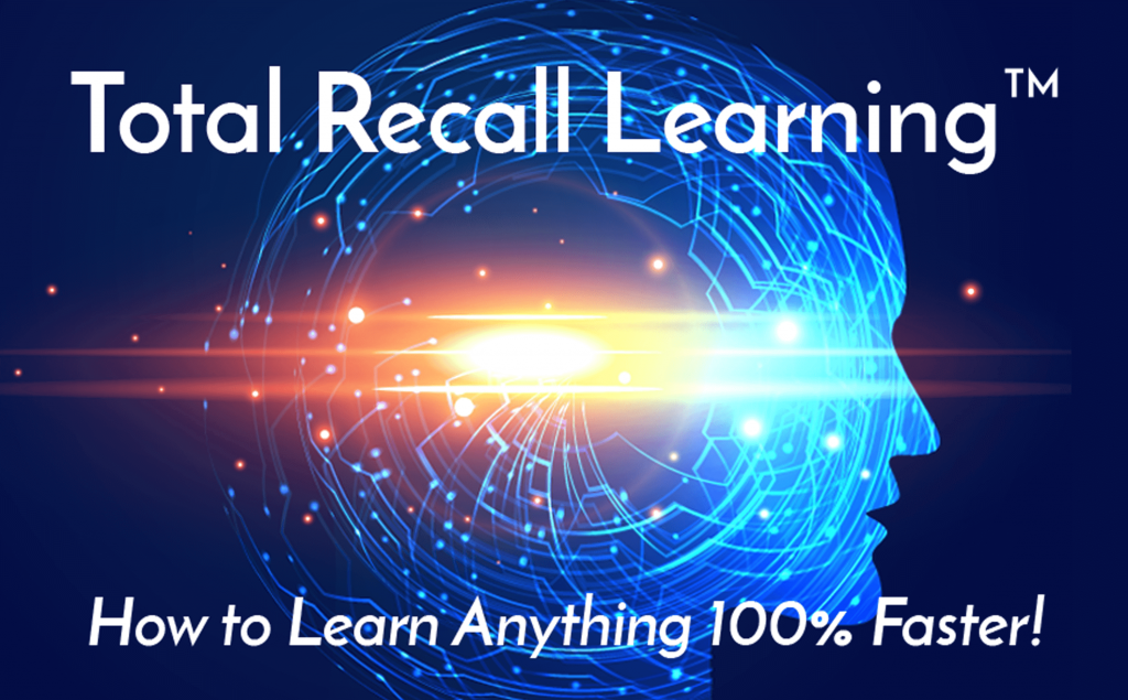 total recall learning for more productivity