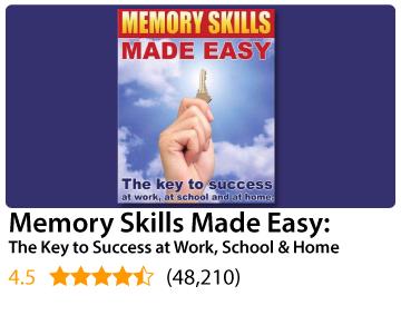memory skills made easy