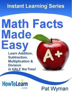 Spelling and Math Facts Made Easy Free Until June 24th