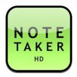 New App Note Taker HD Helps Teachers Teach Better