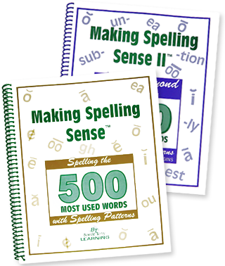 Making Spelling Sense and Making Spelling Sense II