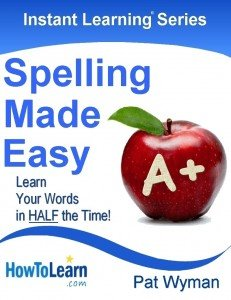 Spelling bee strategy shows how to learn words in half the time ...
